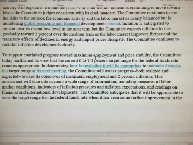 Fed FOMC Statement Page 2